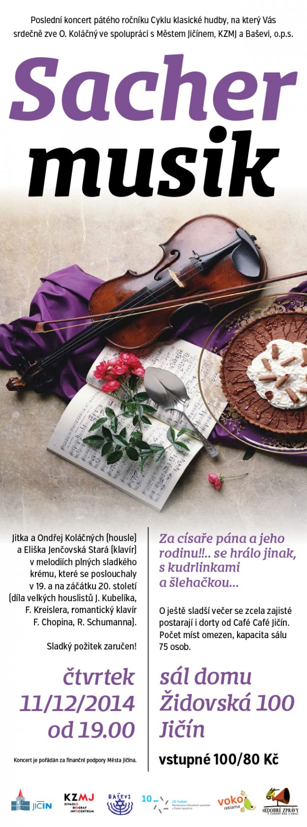 Sacher musik